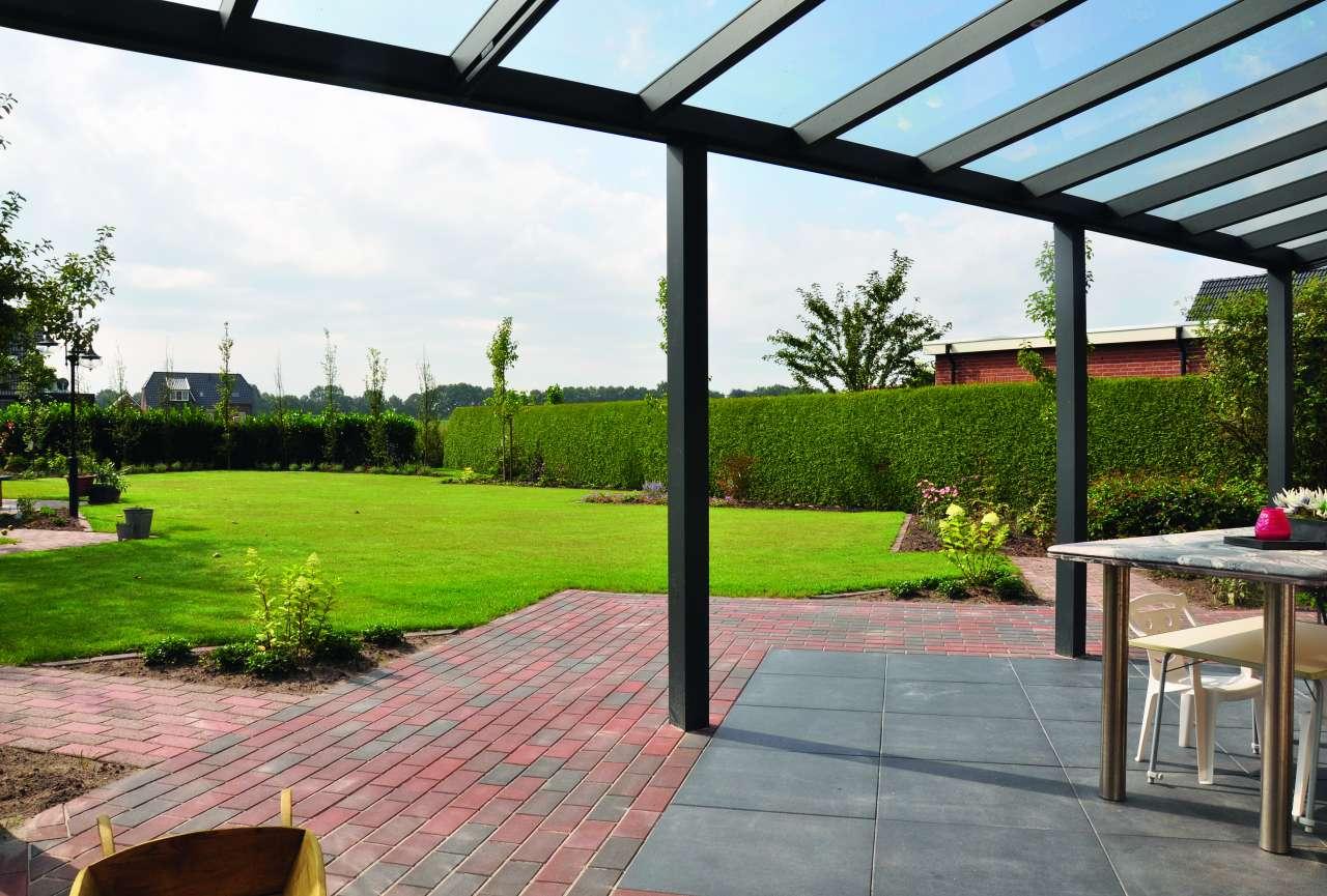 alu terrassen berdachung legend vsg glas gartenhaus. Black Bedroom Furniture Sets. Home Design Ideas