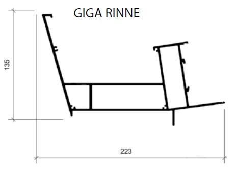 Alu Terrassenüberdachung Expert VSG Glas
