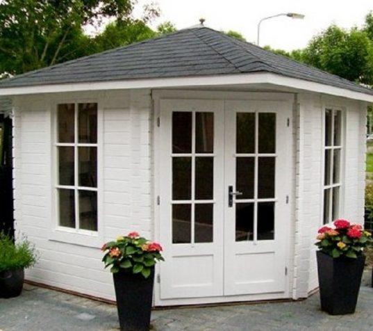 5 Eck Gartenhaus Schweden 31