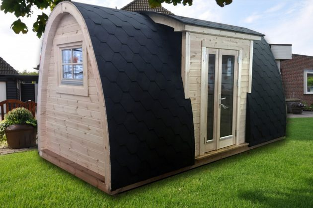 Camping Pod ISO Luxus 400