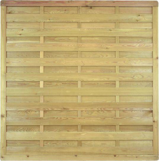 BAIKAL-Serie geschlossen 180 x 180 cm, sib. Lärche