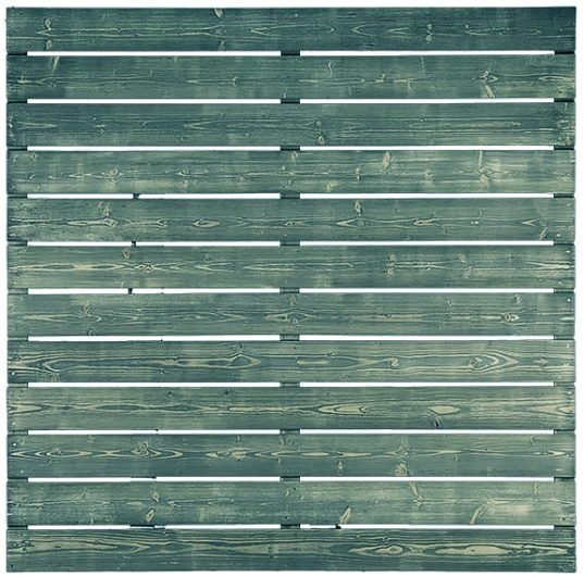 KASIA-Serie grau lasiert, 180 x 180 cm