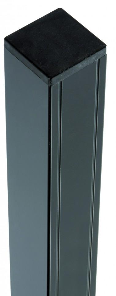 KANTON/SHANGHAI-Serie Pfosten 88 x 88 x 2720 mm, ALU-Anthrazit
