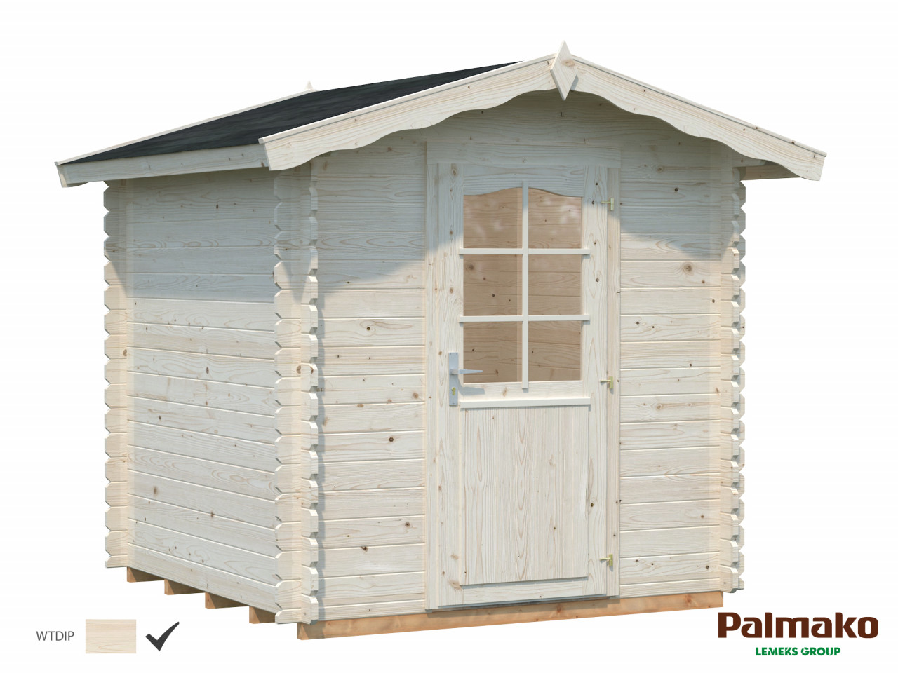 Palmako Gartenhaus Vivian 3,8 m²