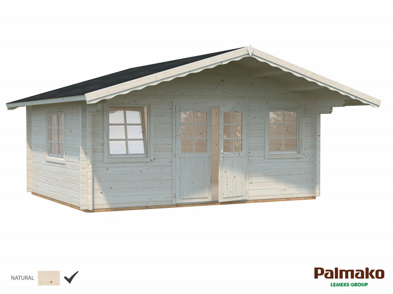 Palmako Gartenhaus Helena 18,6 m²