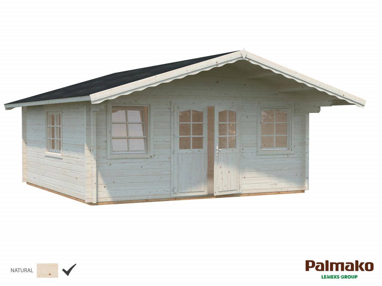 Palmako Gartenhaus Helena 24,6 m²
