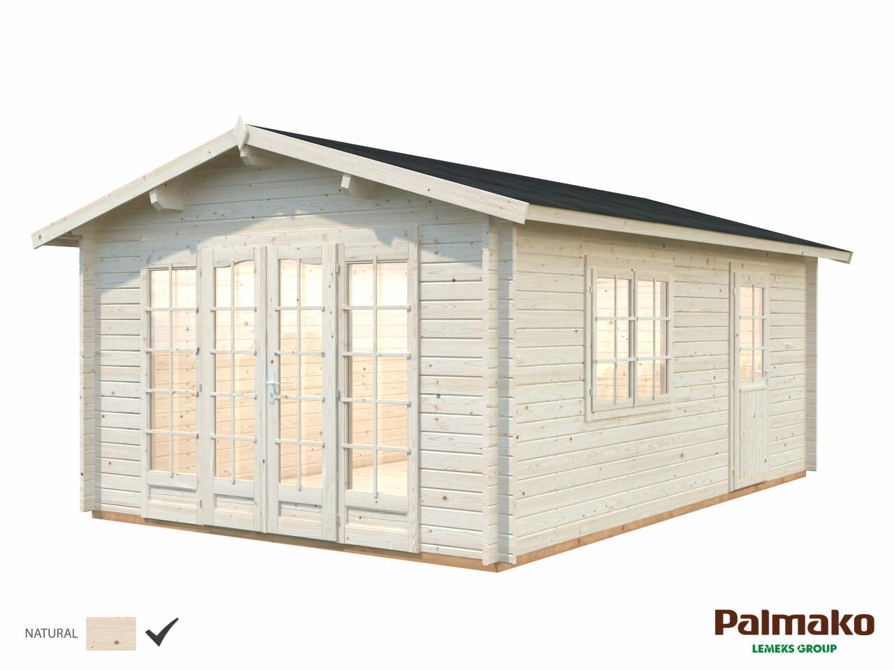 Palmako Gartenhaus Irene 19,0 m²