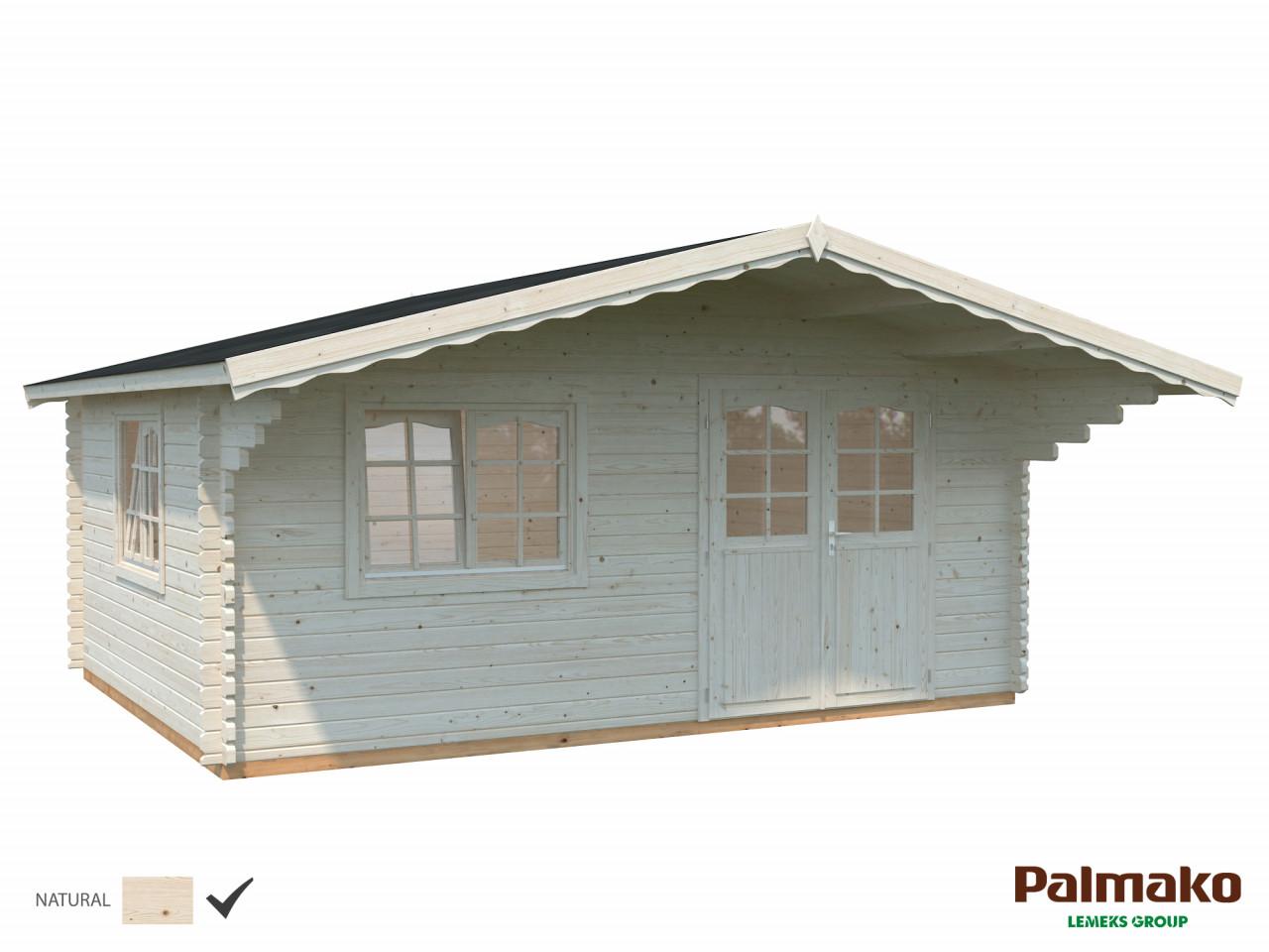 Palmako Gartenhaus Sally 19,1 m²