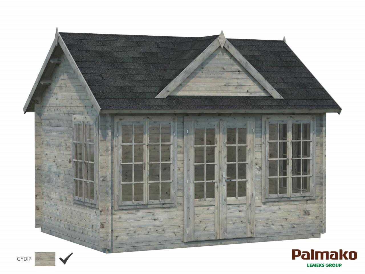 Palmako Gartenhaus Claudia 11,5 m²