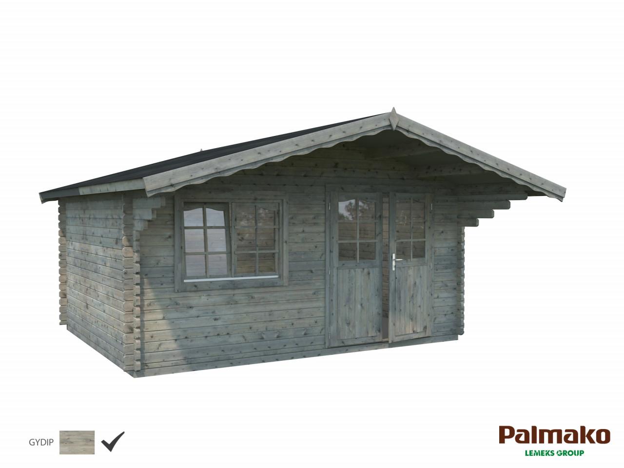 Palmako Gartenhaus Sally 15,5 m²