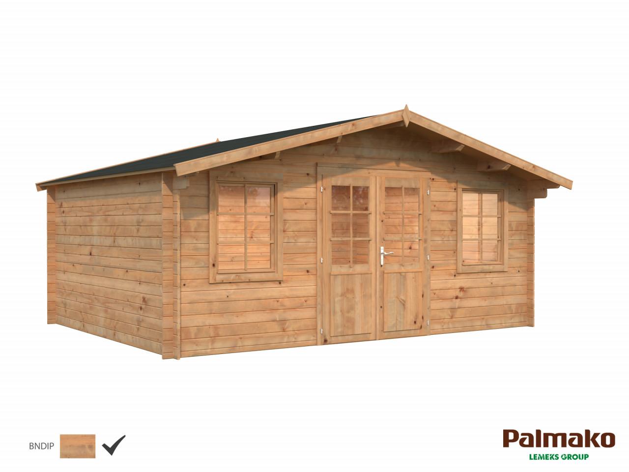 Palmako Gartenhaus Klara 17,0 m²
