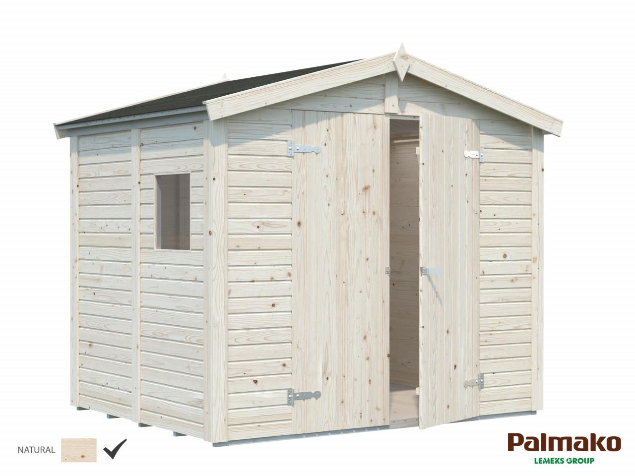 Palmako Gerätehaus Dan 4,5 m²