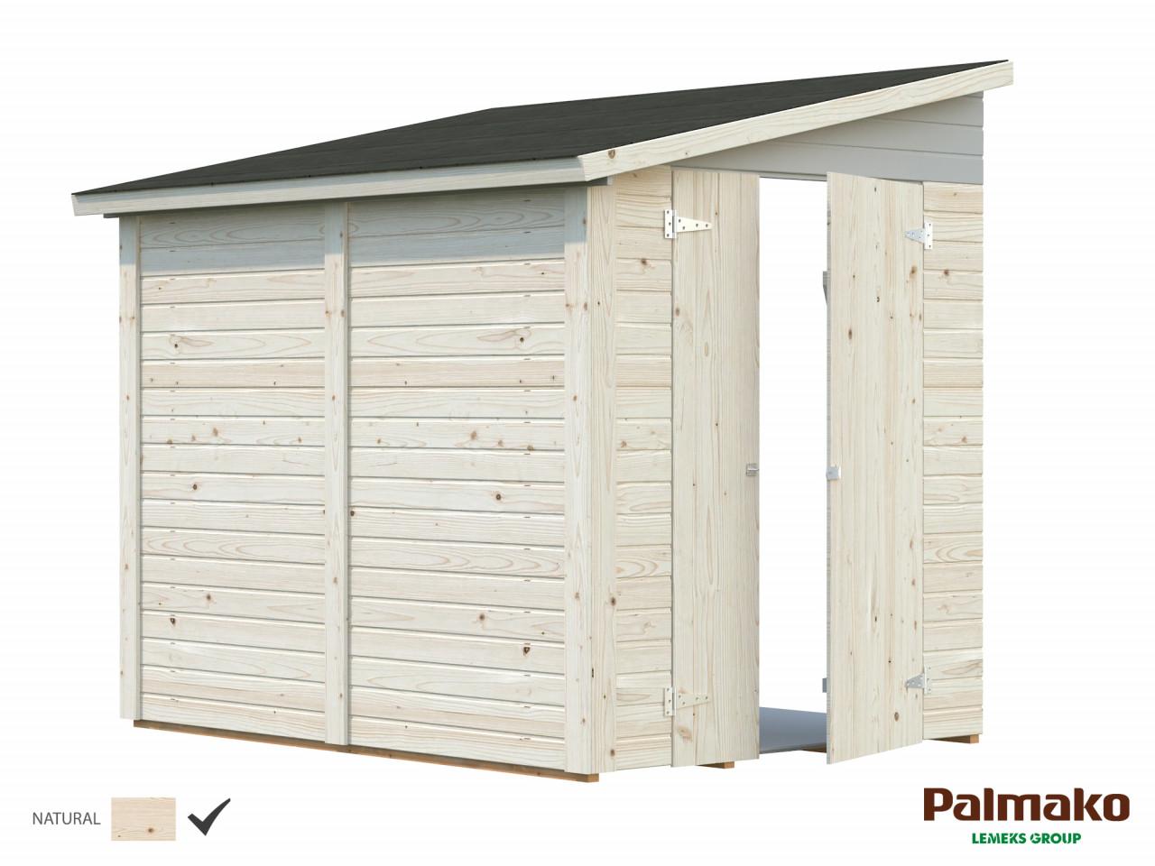 Palmako Gerätehaus Mia 3,6 m²