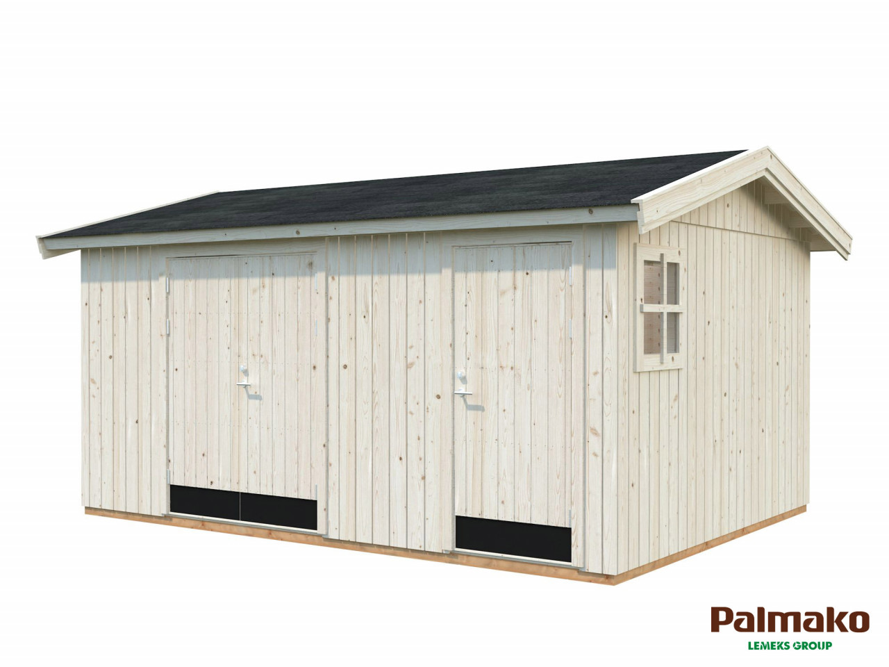 Palmako Gerätehaus Olaf 13,5 m²