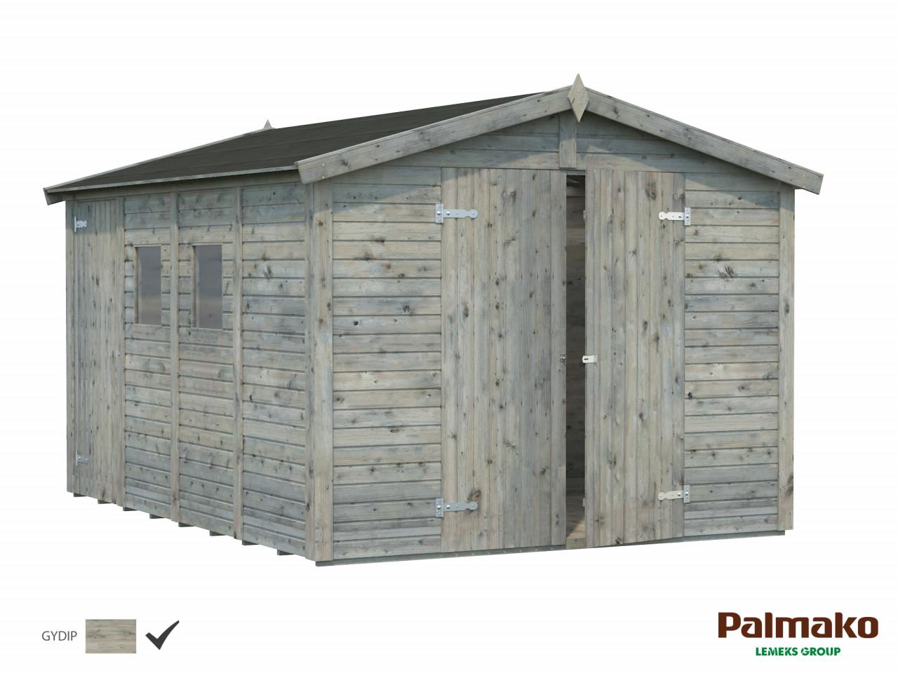 Palmako Gerätehaus Dan 9,9 m²
