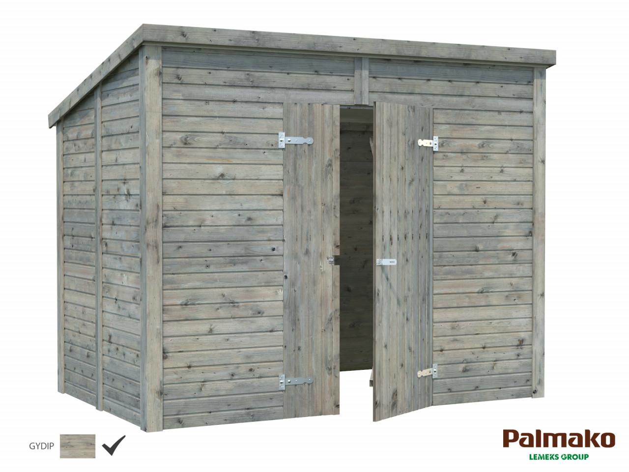Palmako Gerätehaus Leif 4,5 m²
