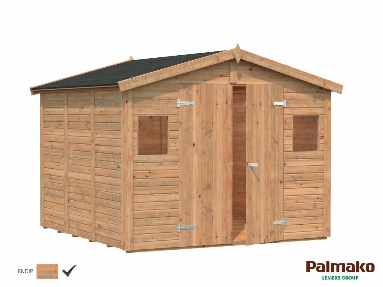 Palmako Gerätehaus Dan 7,5 m²
