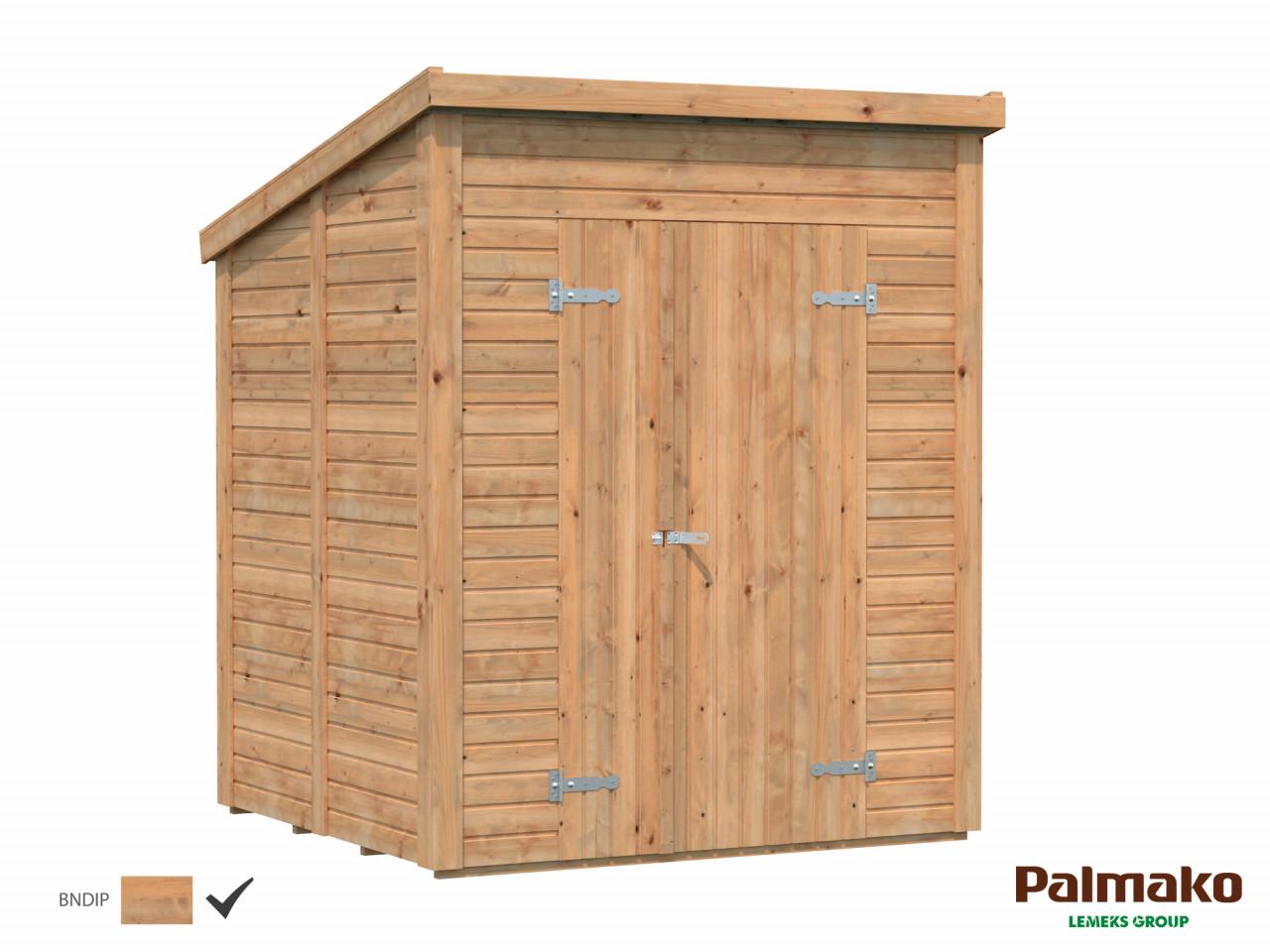Palmako Gerätehaus Leif 3,0 m²