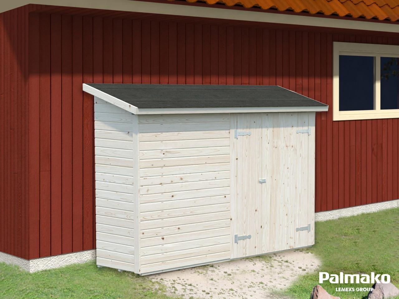 Palmako Gerätehaus Leif 2,2 m²