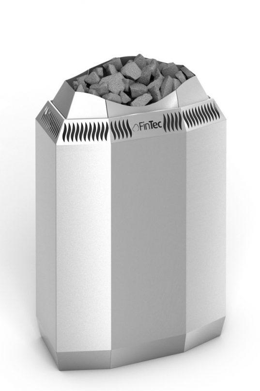 FinTec Saunaofen KAJA 10,5 KW inkl. Steuerung